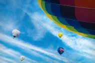 latanie balonem